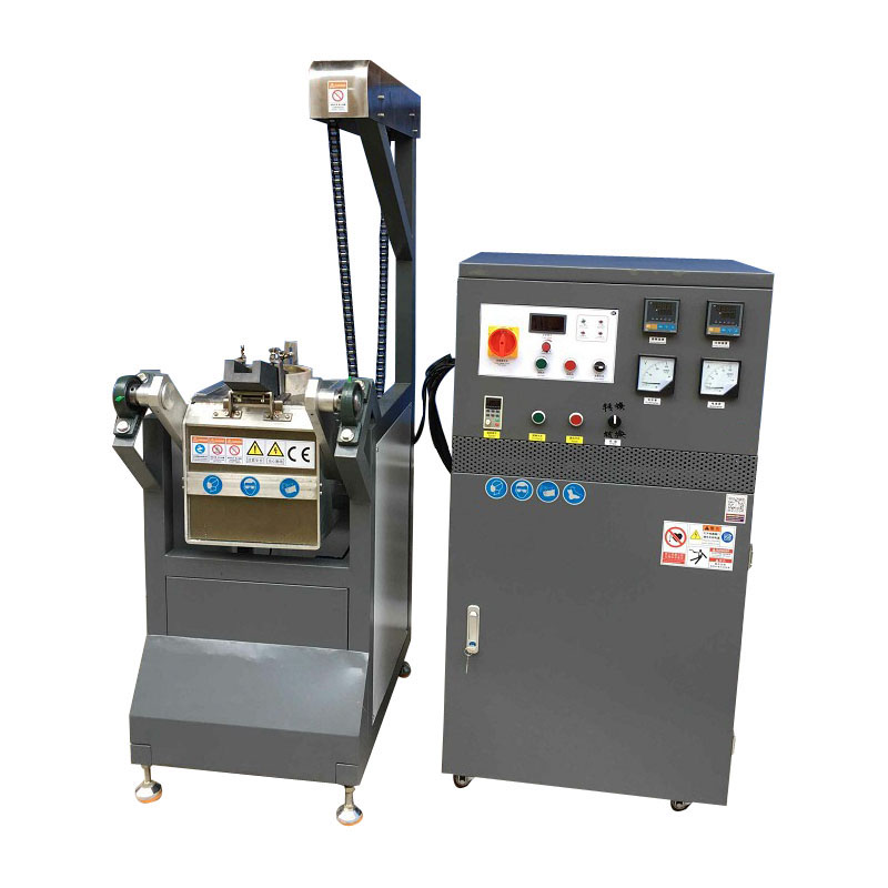 20kg 50kg 100kg Automatic Chain Pouring Gold Melting Furnace