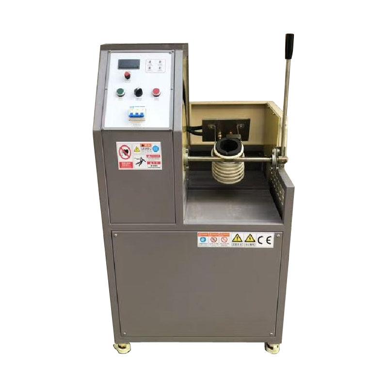 Tilting Type Gold Induction Melting Machine