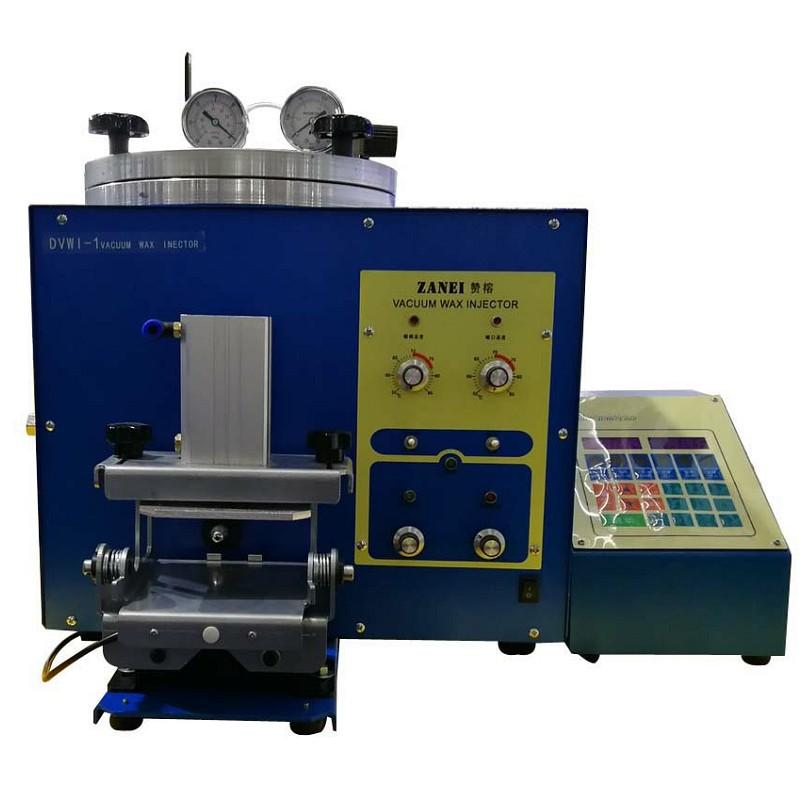Vacuum Wax Injector with AAC