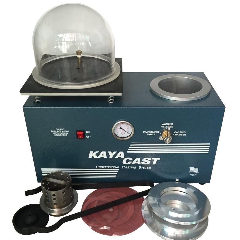 Kaya Vacuum Casting Machine