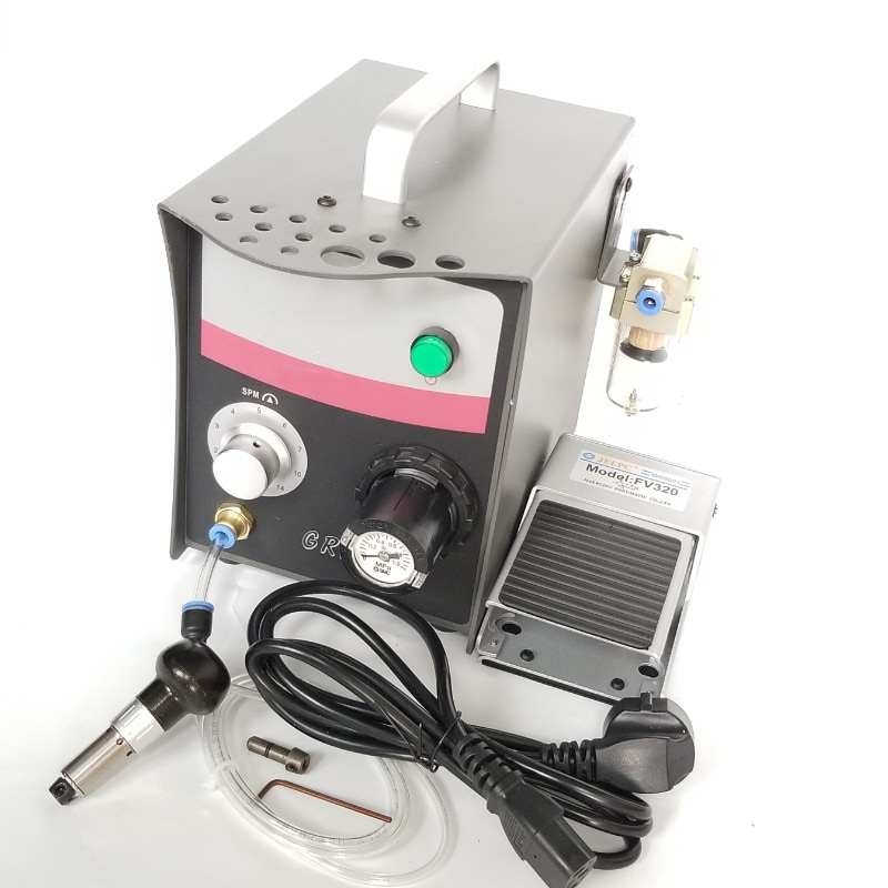 Pneumatic Engraving Machine for Jewelry
