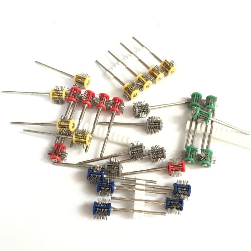Matt Steel Wire Brush