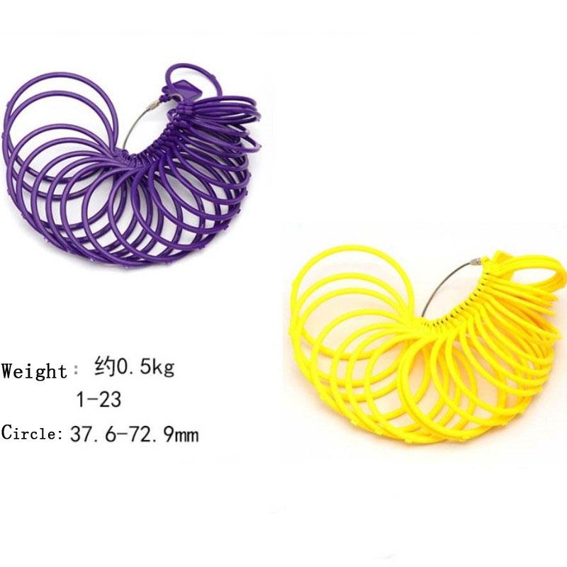 HJ-C23 Plastic Bracelet Gauge