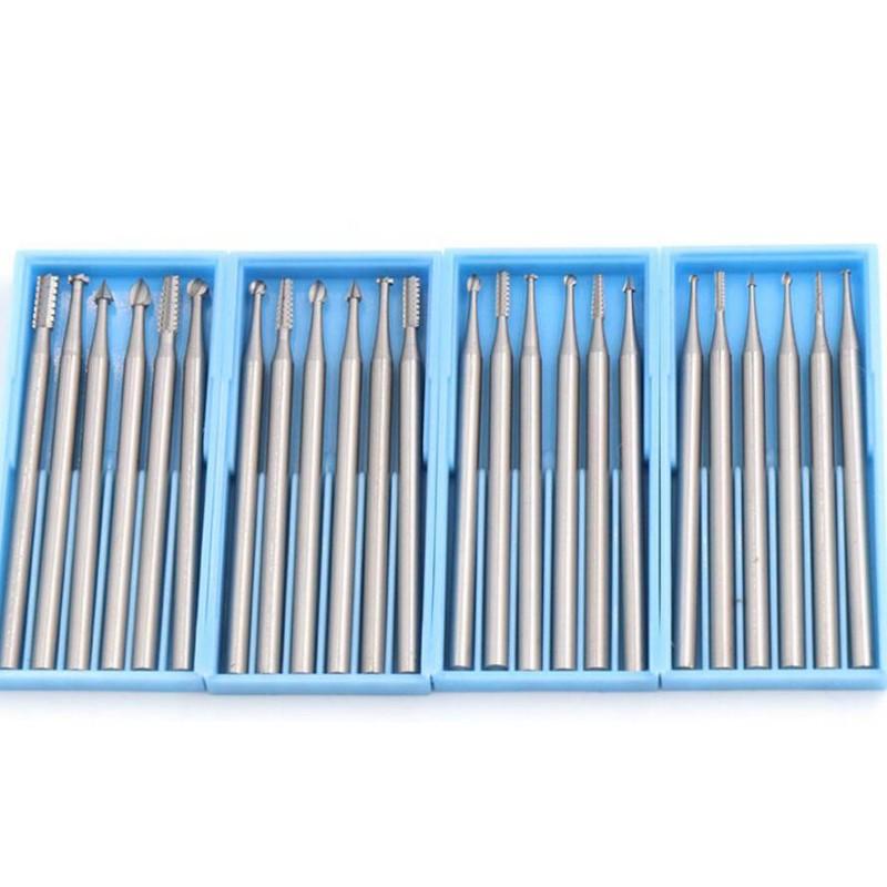 Steel Burs Set
