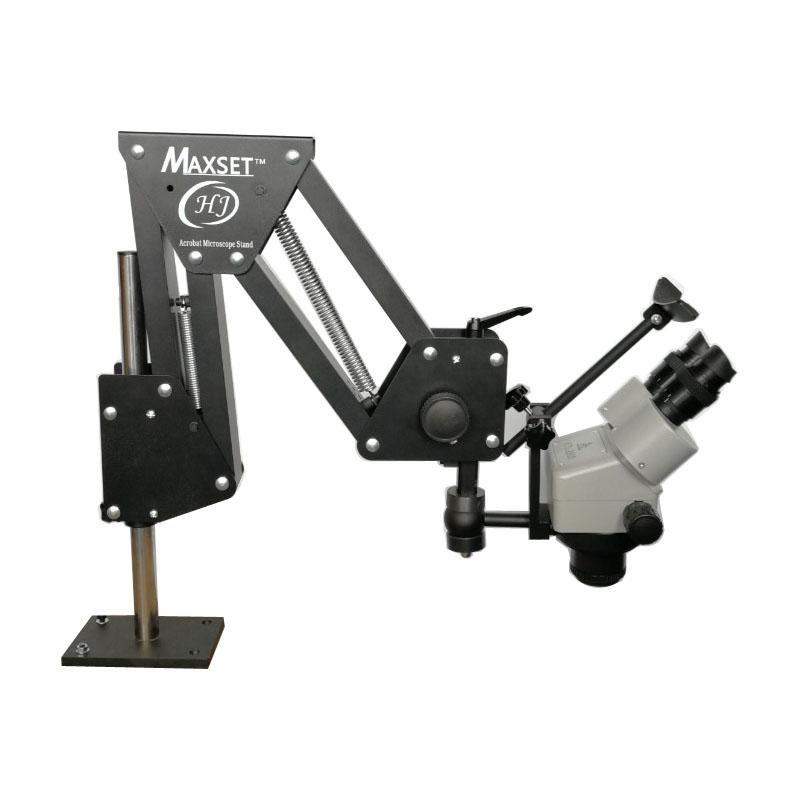 7X-45X Microscope with Acrobat Stand HJ-GM2