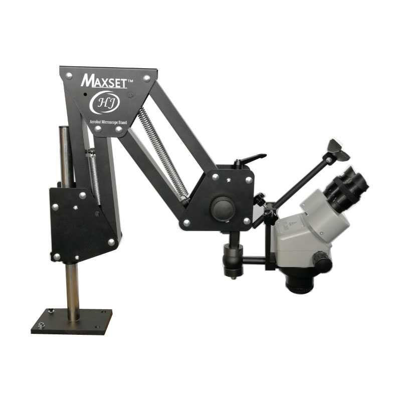 7X-45X Microscope with Acrobat Stand HJ-GM2