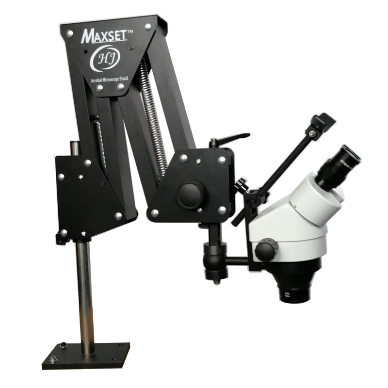 7X-45X Microscope with Acrobat Stand