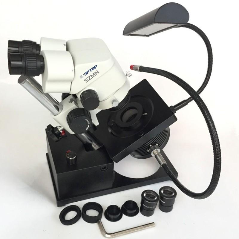7X-45X (90X) Gem Microscope