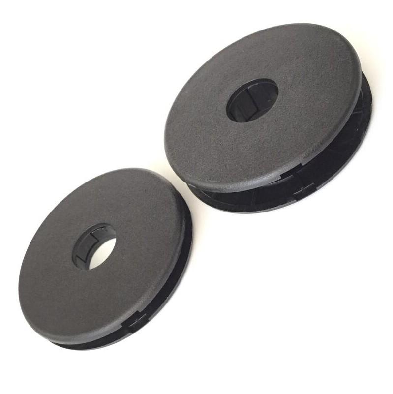Plastic Hub for 6 inch Radial Discs