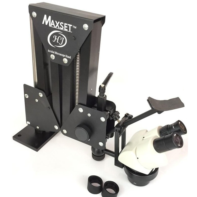 20X / 40X Microscope with Stand