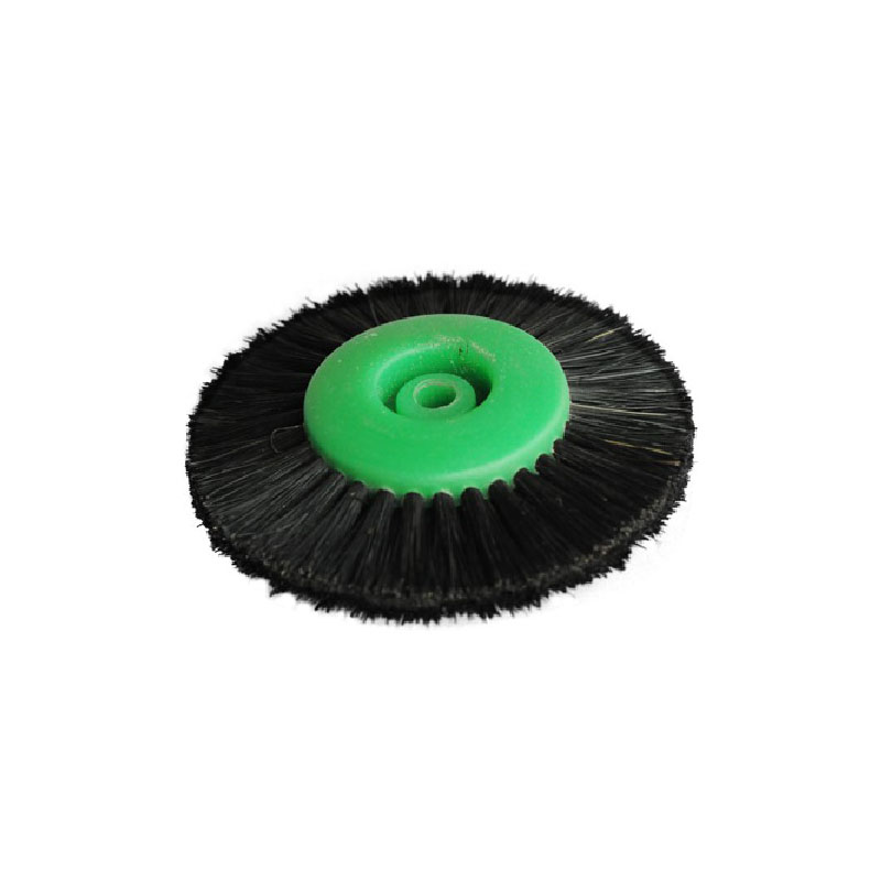 Moulded Plastic Centre 3 Row Brush HJ-729/730