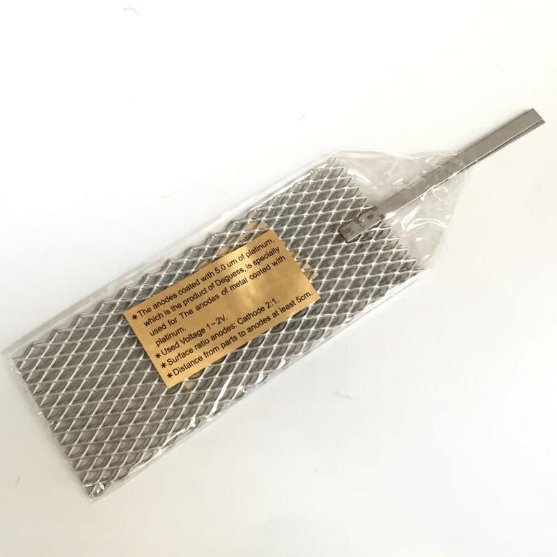Plating Titanium Mesh with Handle