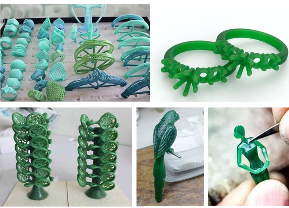Light Blue Aqua Green