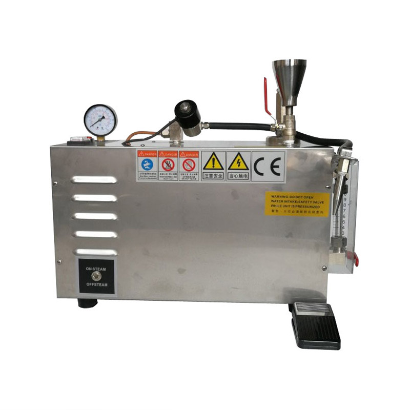 6L Steam Cleaner - Stainless Steel Material