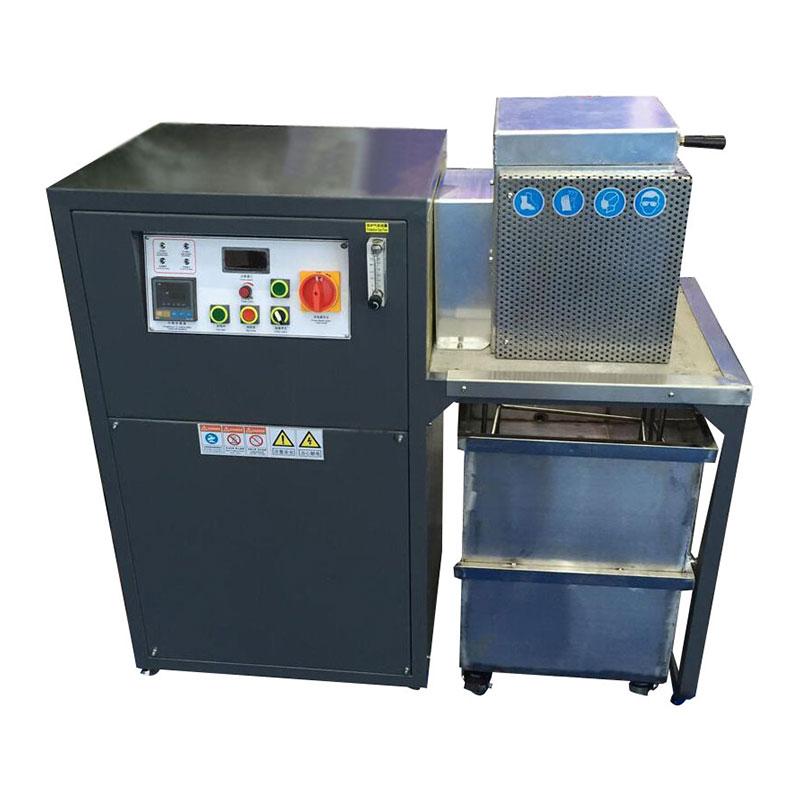 Silver Granulator Gold Granulating Machine