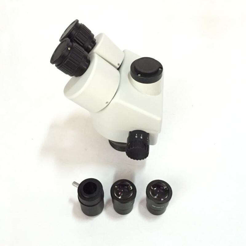 Trinocular Microscope 7X-45X