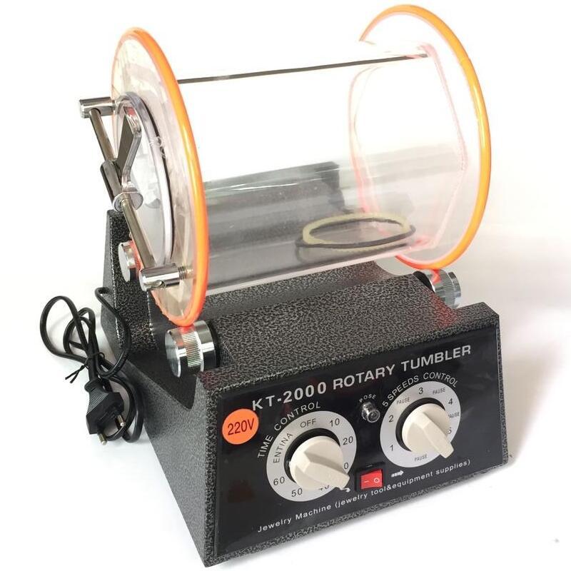 Rotary Tumbler-5kg Capacity