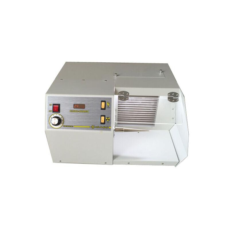 Frequency Conversion High Speed Polishing Machine with Dust Collector