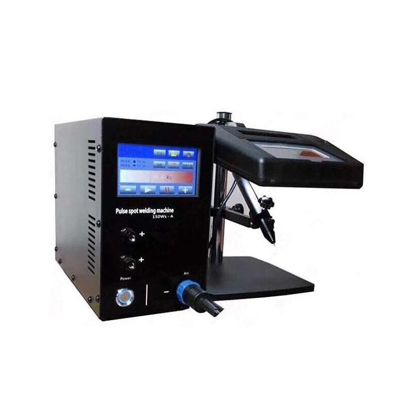 150WS Digital Argon Spot Welder with PHD