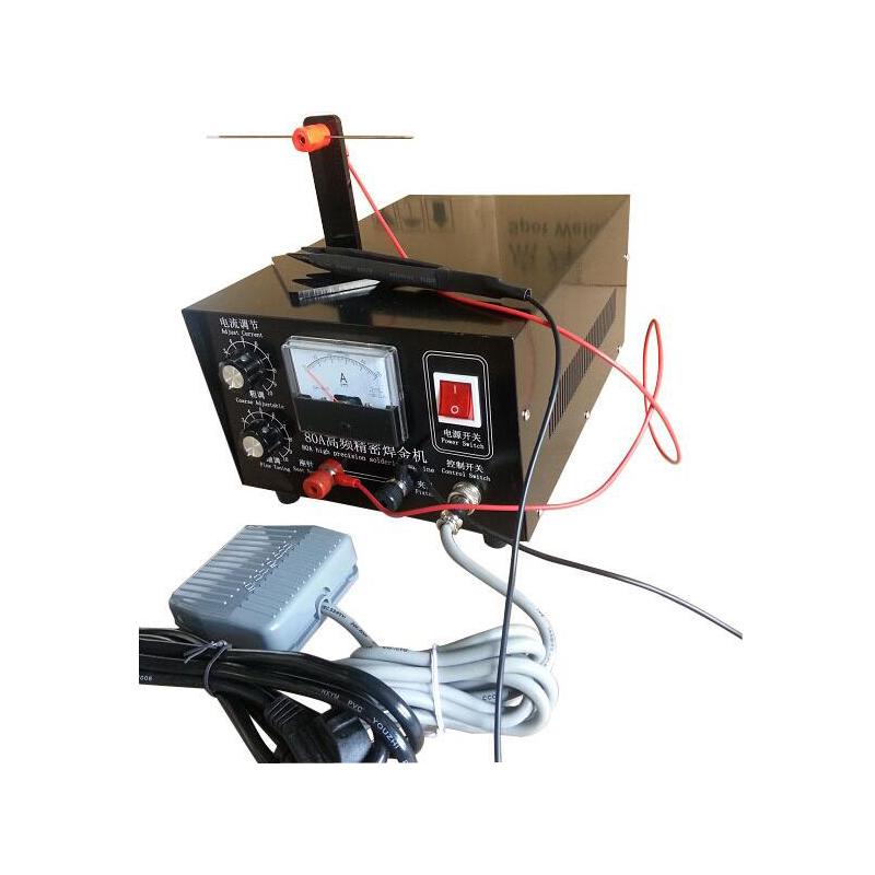 80A High Precision Soldering Machine