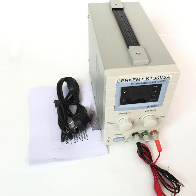 30V 5Amp Digital Plating Machine