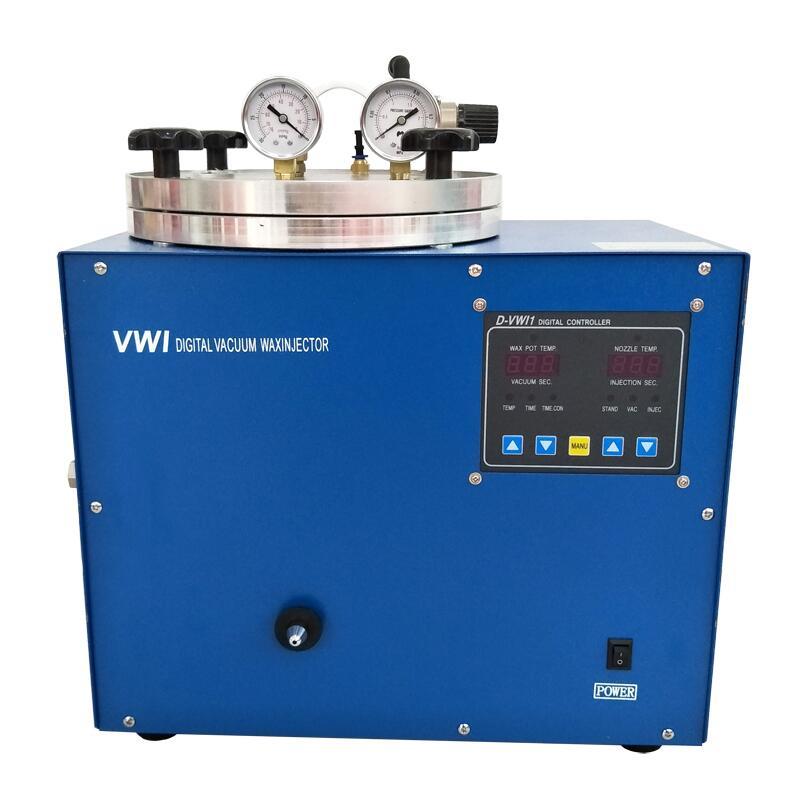 Digital Vacuum Wax Injector with AAC