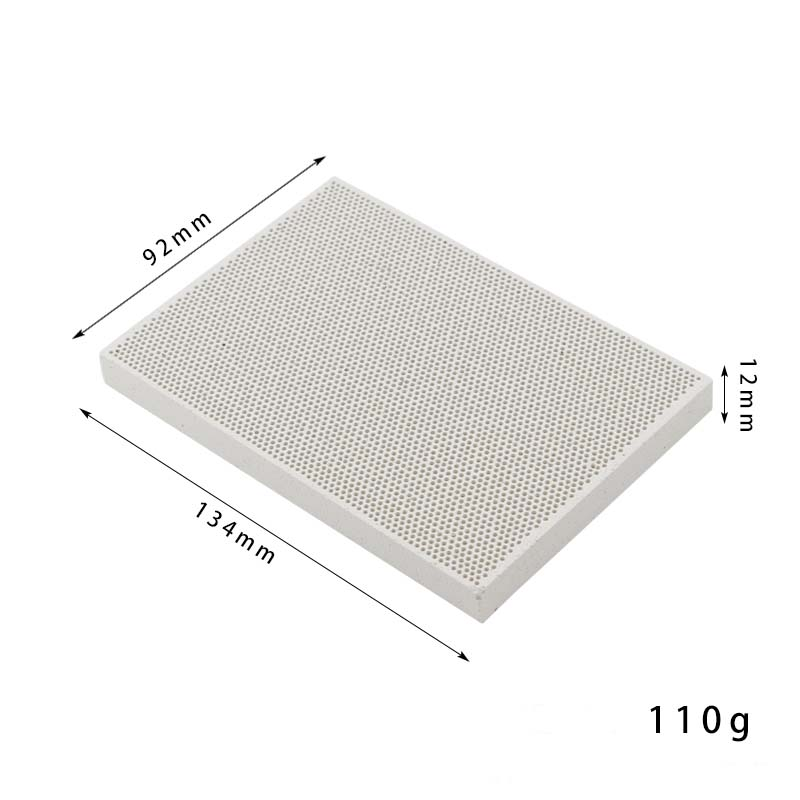 Honeycomb Refractory Block