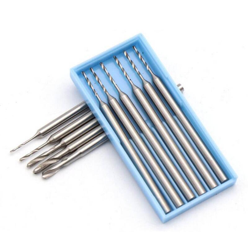 Steel Bur 203# Twist Drill