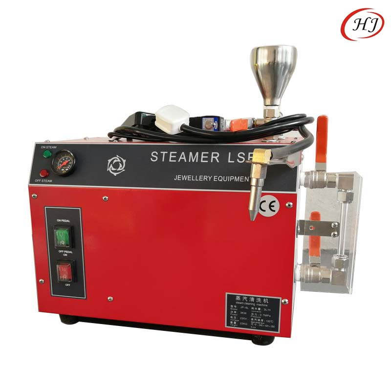 6L Steam Cleaner for Jewellery